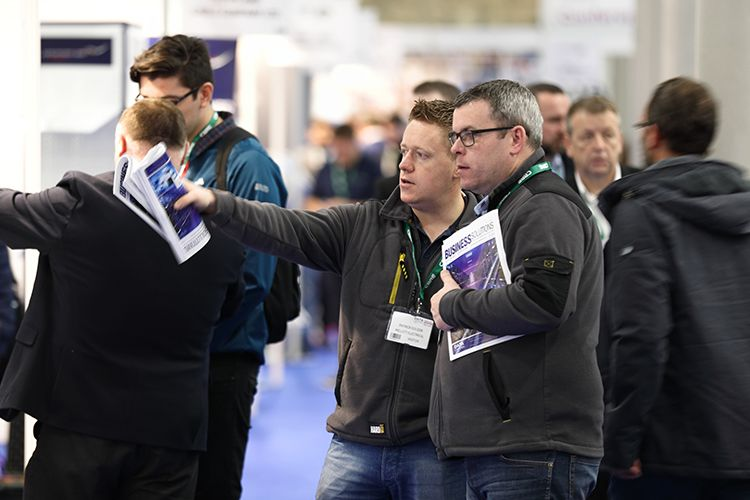 Data Centres Ireland 2019 –Services for Data Centres on Show