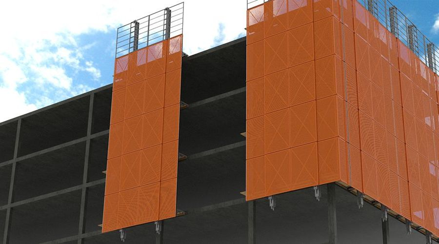 RMD Kwikform Launches Ascent 200 – A New High-Rise Safety Screen Solution