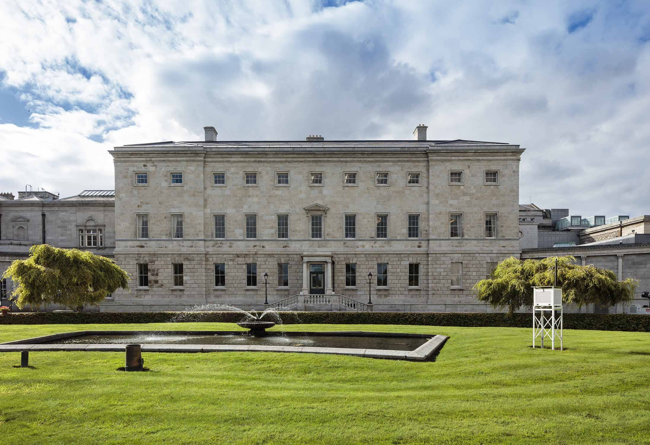 Leinster House Restoration