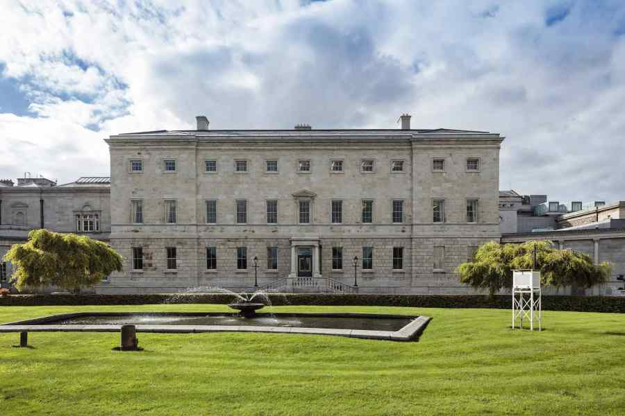 The Restoration And Conservation Of The Historic Leinster House