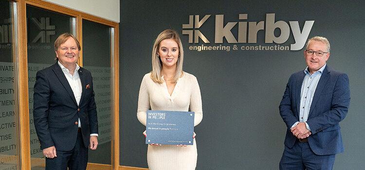 Investing in people brings rewards for Kirby Group Engineering