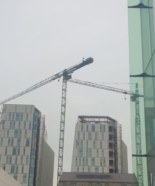 Construction activity ramped up in June following loosening of restrictions