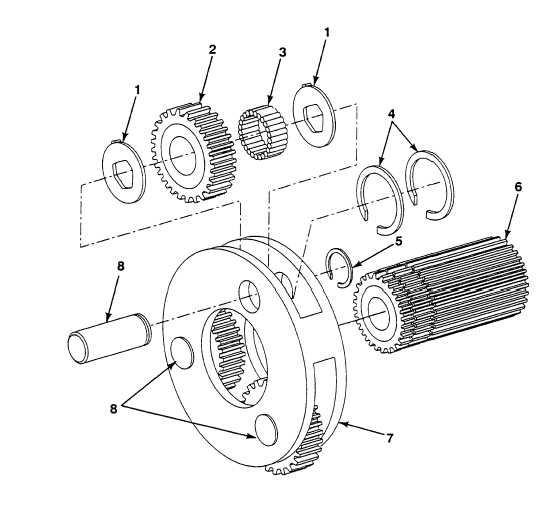 FIG. 378 HOIST CARRIER ASSEMBLY (PRIMARY)
