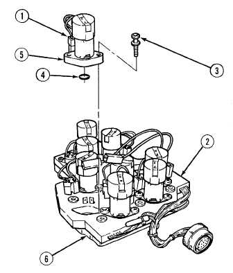 7-7. TRANSMISSION SOLENOID REPLACEMENT