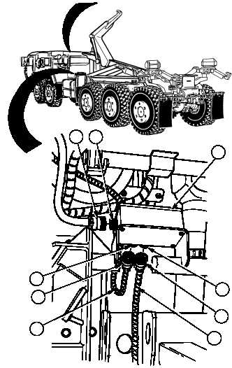 Position wire jumper harness