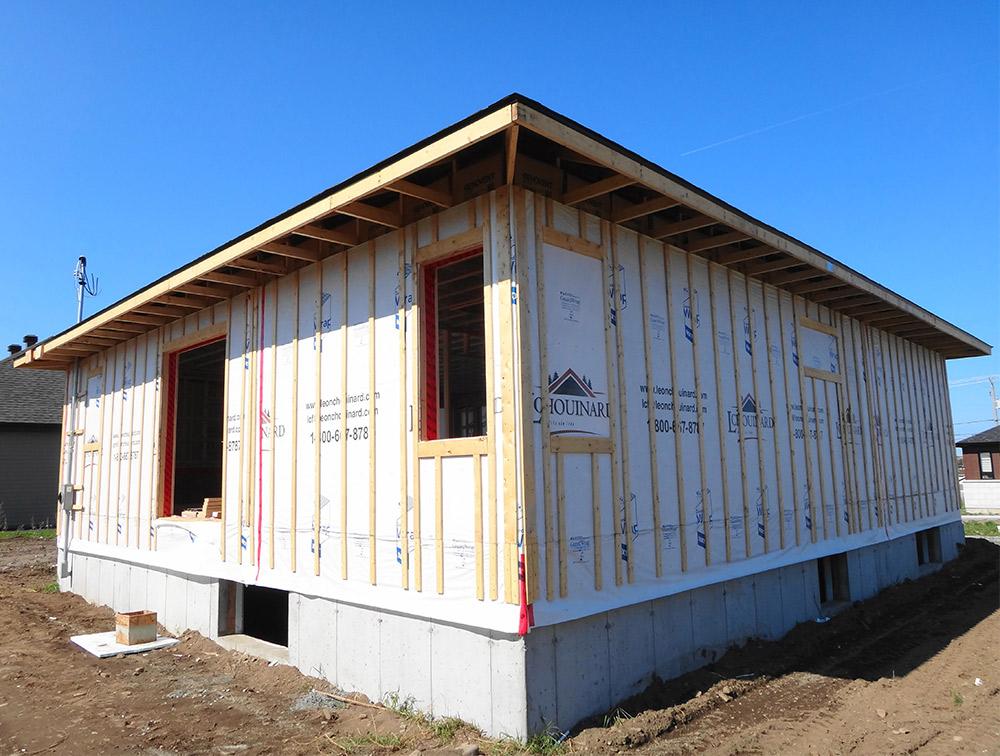 Construction contemporaine felix leclerc 2 construction qualit confort inc for Construction contemporaine