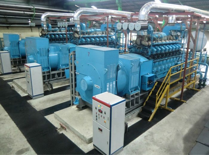 Fuel Pump Hfo Power Plant