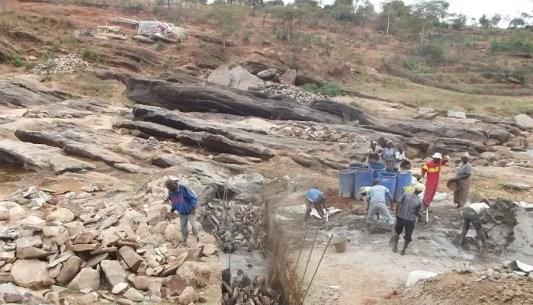 Image result for Thakwe dam