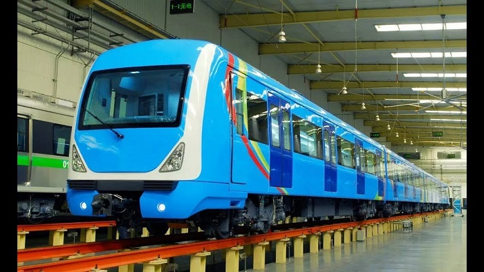 Proposed Red Line Rail project to link Lagos Airport in Nigeria