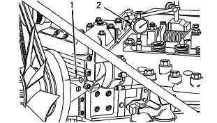 Illustration 31 Engine timing gears.