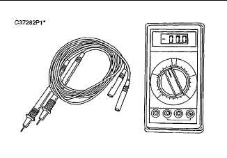AC/DC Clamp-On Ammeter