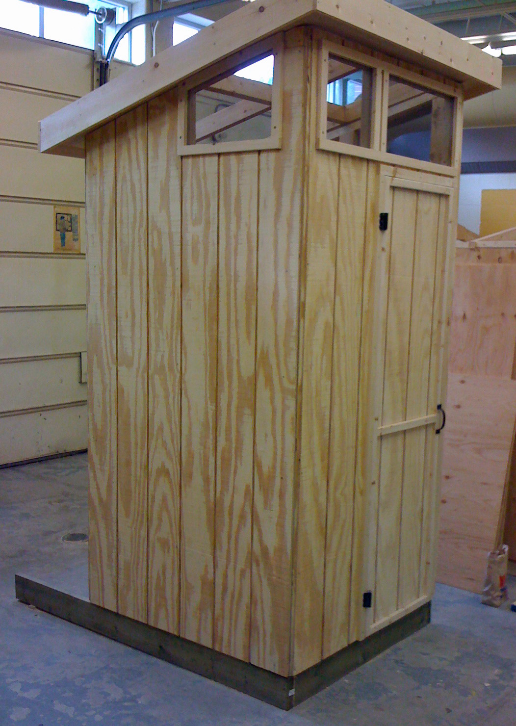 Outhouse Mansion  Room 170
