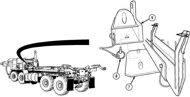 (6) Remove bumper support