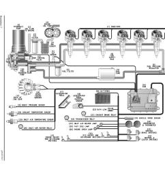diagram of components for the heui fuel system [ 1188 x 918 Pixel ]