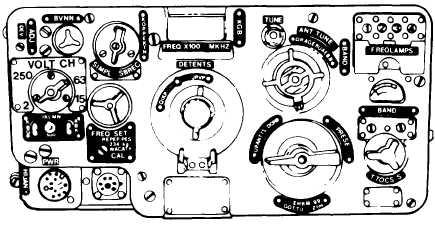 SOVIET RADIO R-123M TUNING AND