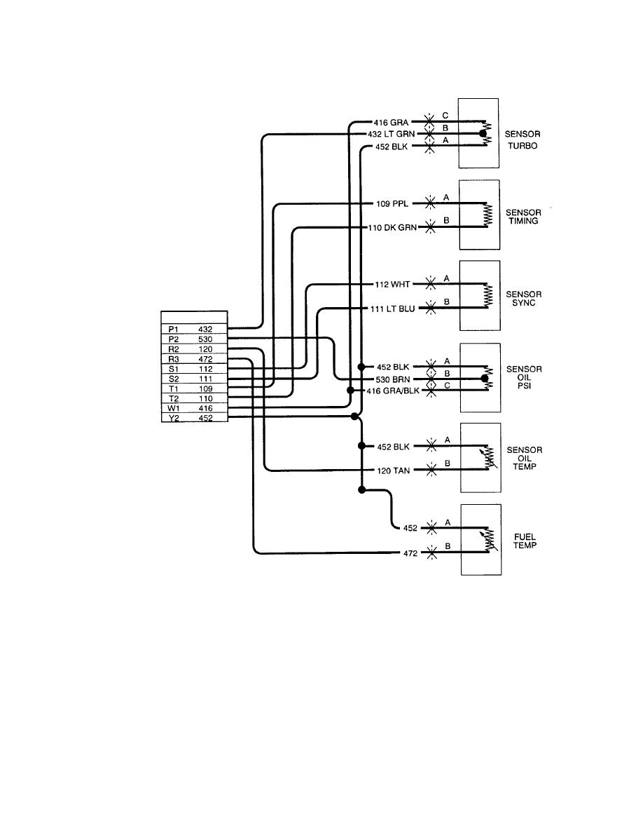6 71 Ddec Wiring Diagram, 6, Free Engine Image For User