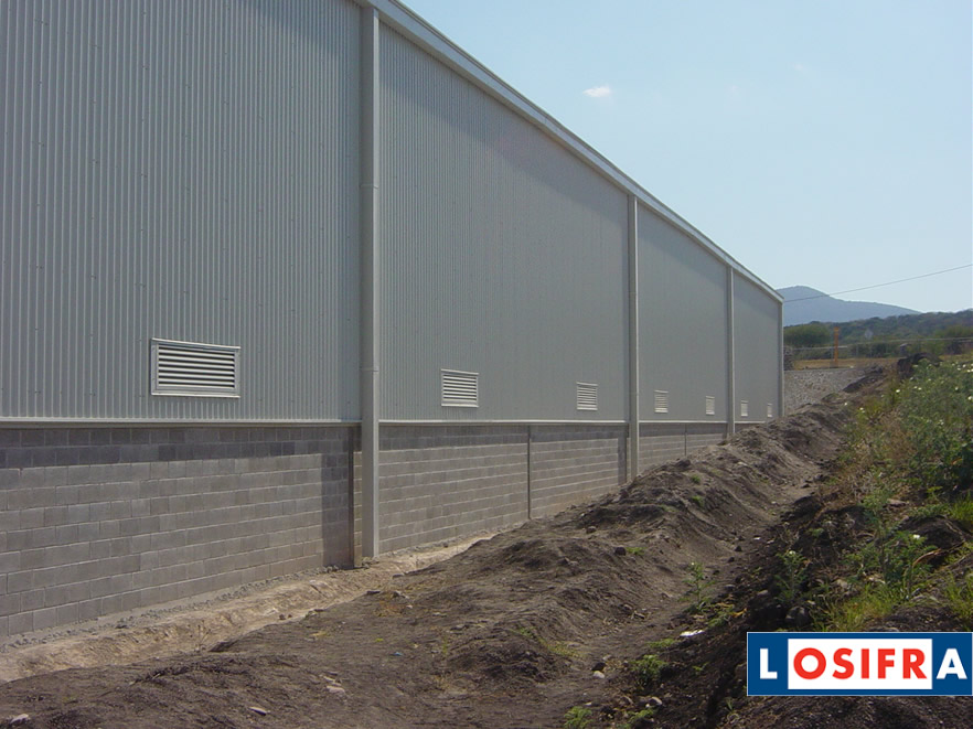 Construcción de Naves Industriales en Querétaro – losifra1