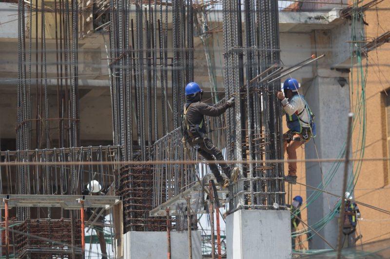 La construcción se recupera en México durante agosto