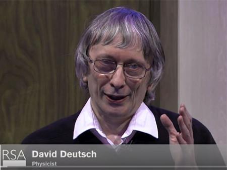 David Deutsch debates with Martin Rees on Optimism