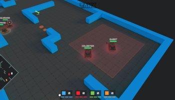 tanx tank shooter game