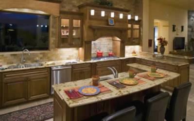 americana casas americanas dentro cozinha cozinhas casa cocina kitchen decorar colores muito simples enchufes neutros rustica gastar sem rusticas suas