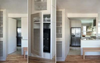americanas casas dentro ambientes cozinhas integrados ideias cozinha casa construdeia correr portas projeto americana gostar pode voce porta navegacao