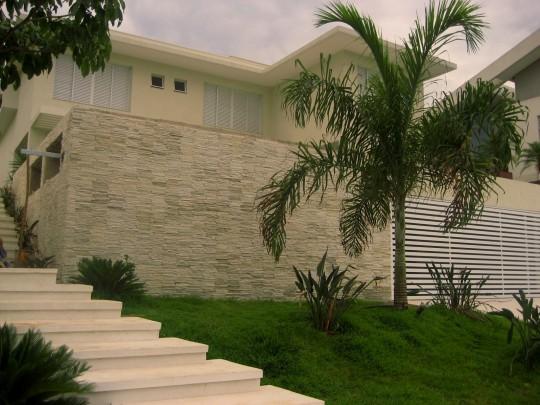 Fachadas para muros  Modelos e Residencial  Construdeia