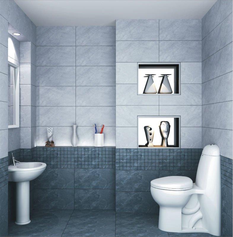 Modelo de Azulejo para Banheiro  Construdeiacom
