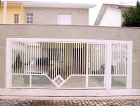 Porto de Garagem de Ferro  construdeia.com