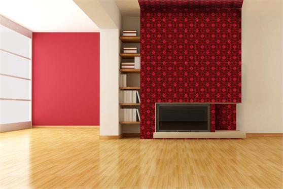 Sala com Azulejo  Revestimento e Modelos  Construdeia