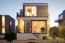 Small Modern House Exterior Design