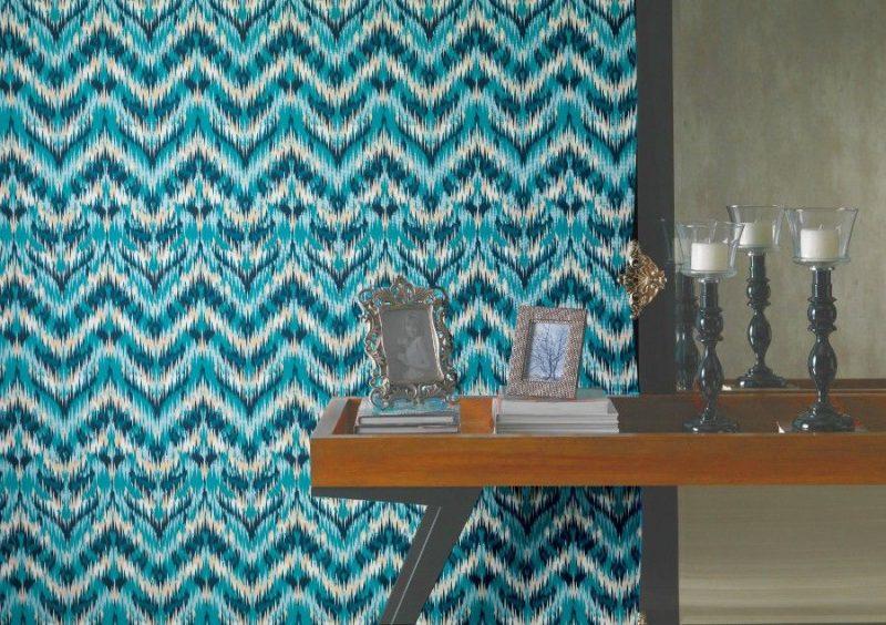 AZUL TURQUESA Tiffany na Decorao  Quarto Sala
