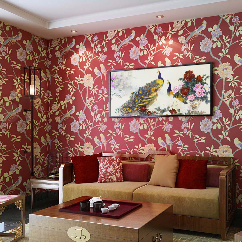 3d Wallpaper For Home Wall India Tecido Para Parede De Quarto Sala Para Quarto Infantil