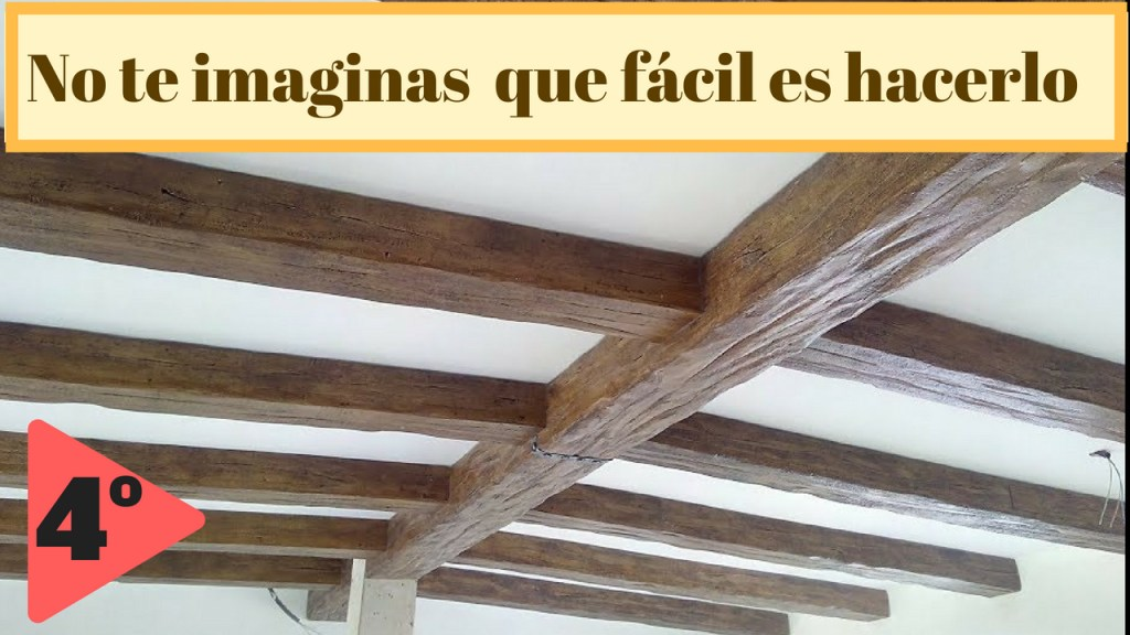 viga decorativa