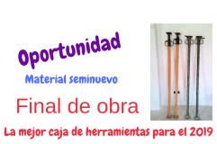 MATERIAL DE CONSTRUCCIÓN DE OCASIÓN
