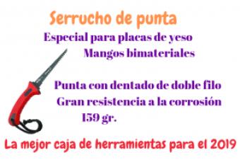 SERRUCHO CORTE PLACAS