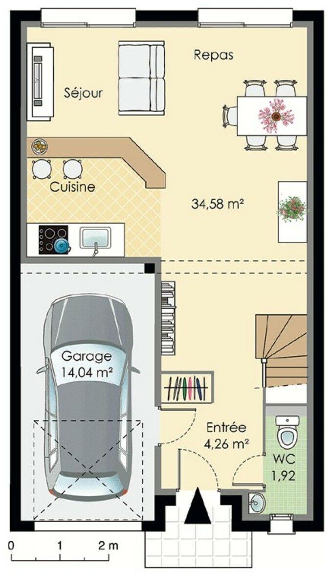 Elegant Exemple Facon De Entre Villa En Tunisie Image Sur Le Design Maison