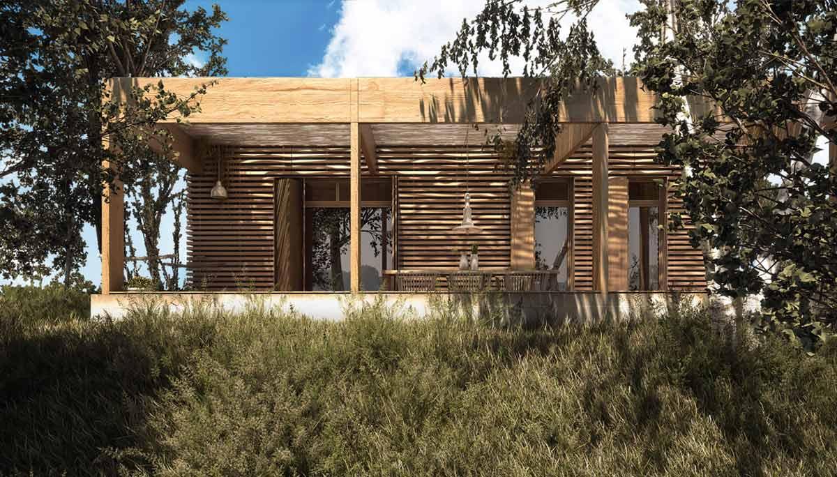 Quieres una casa ecolgica  Construir una casa ecolgica