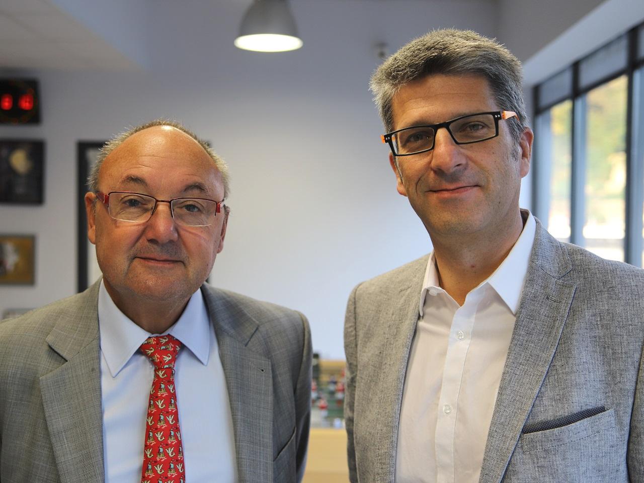 """Lyon Mag/Jazz radio : Christophe Geourjon : """"Catalyser des idées nouvelles pour la Métropole de Lyon à 10, 20 ou 30 ans"""""""