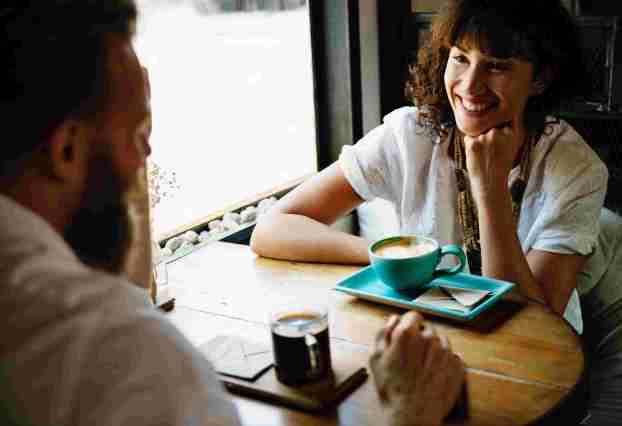 Small talk avec un couple