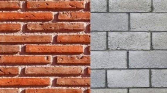 Tabiques de barro o bloques de concreto: ¿Cuál es mejor?