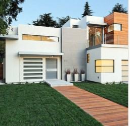 Fachadas de casas modernas todo para diseñar una hermosa casa [Fotos] Construye Hogar