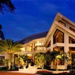 Fachadas de casas de lujo diseño líneas y estilos [Fotos] Construye Hogar