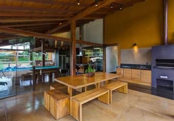 Diseño de casa de campo planos interior y fachadas