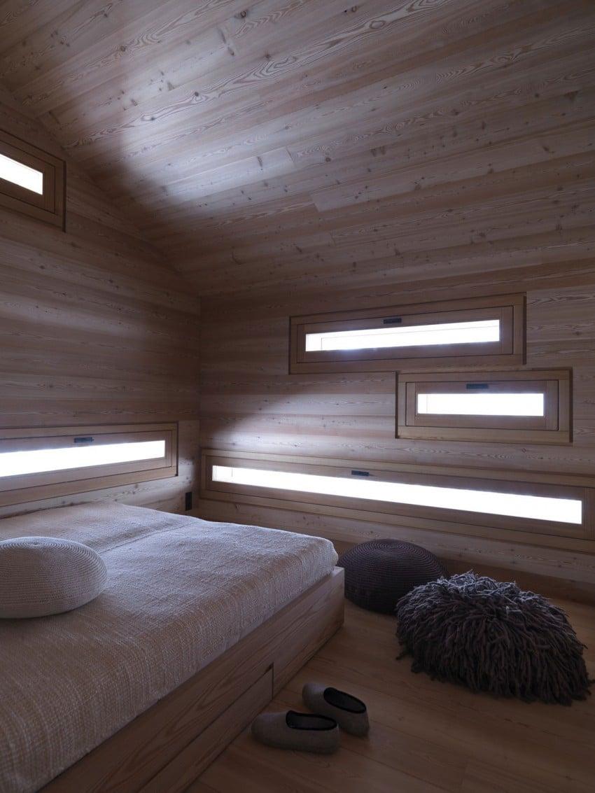 Diseo de casa para clima fro construccin de madera