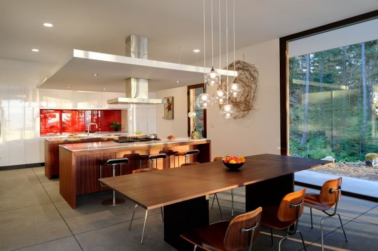 Diseo de casa de campo econmica y moderna construccin
