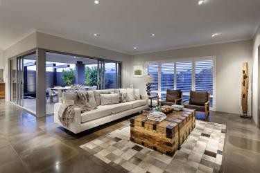 Diseño de casa moderna de dos pisos fachada e interiores