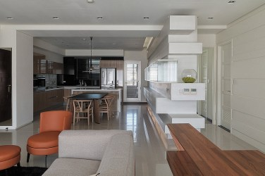 Plano y diseño de casa pequeña interiores