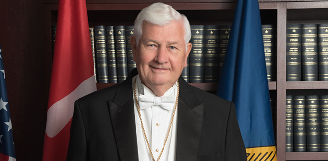 Welcome Grand Master Wright!