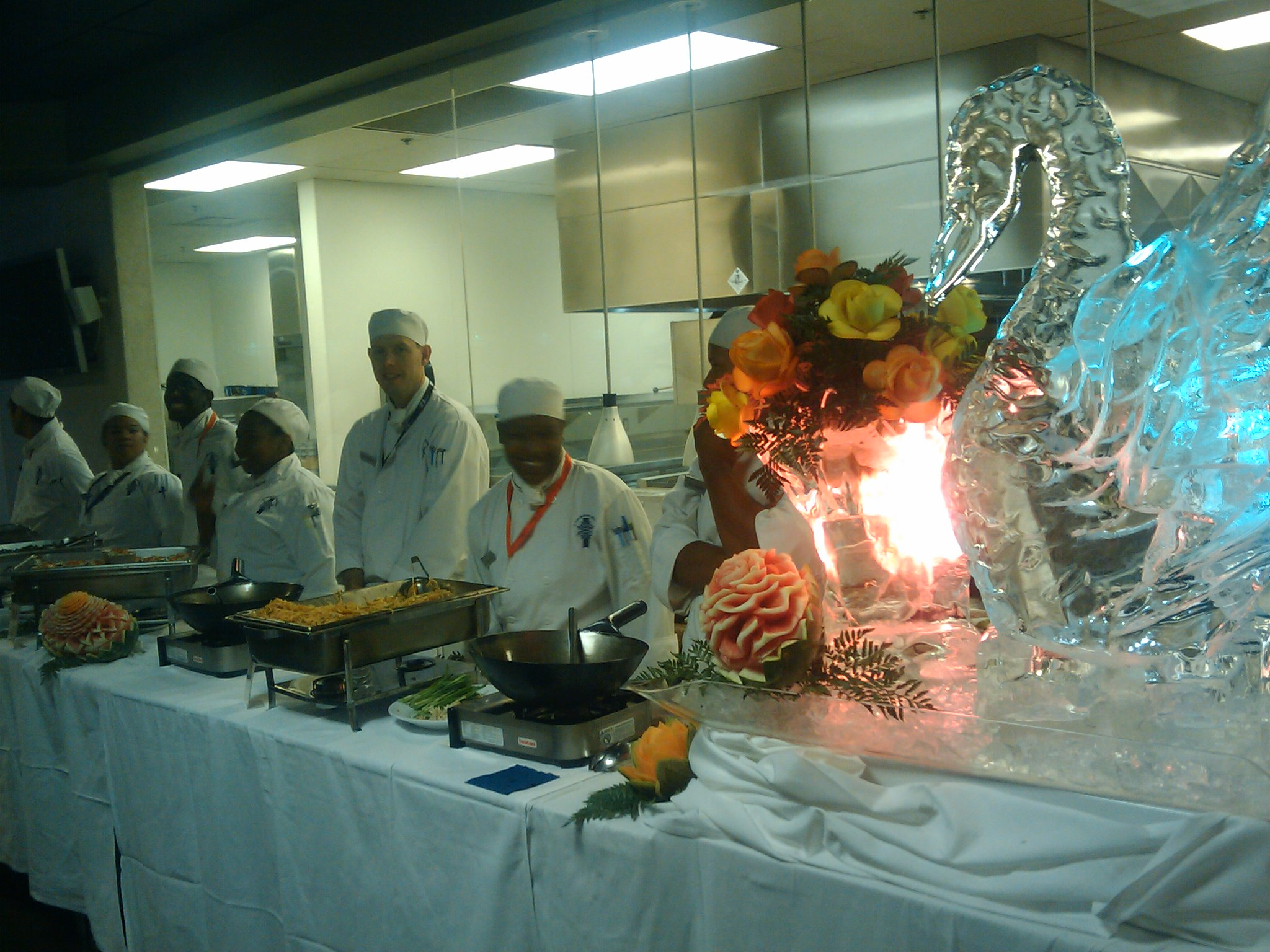 Chef McDang Le Cordon Bleu Event
